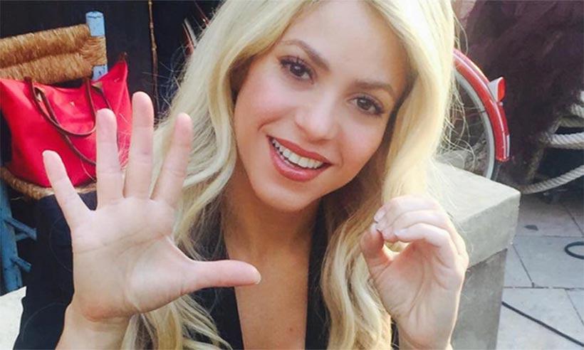 VIP ticket to Shakira on tour